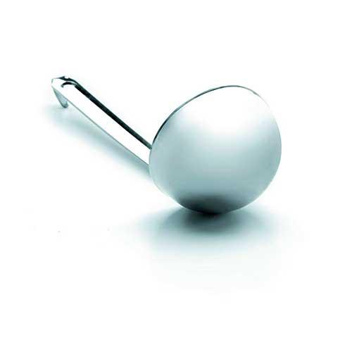 Cacillo inox mini de 4 cm de diámetro
