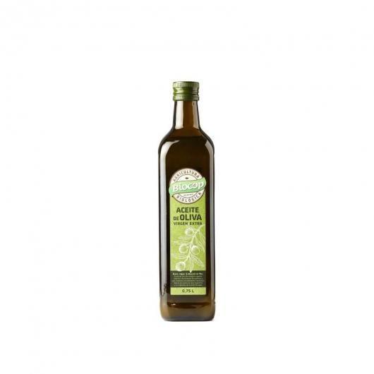 Aceite de oliva virgen extra Biocop 75 cl