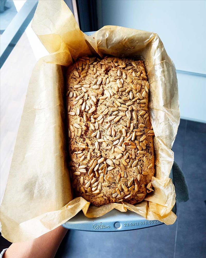 mezcla de harinas para hacer pan sin gluten