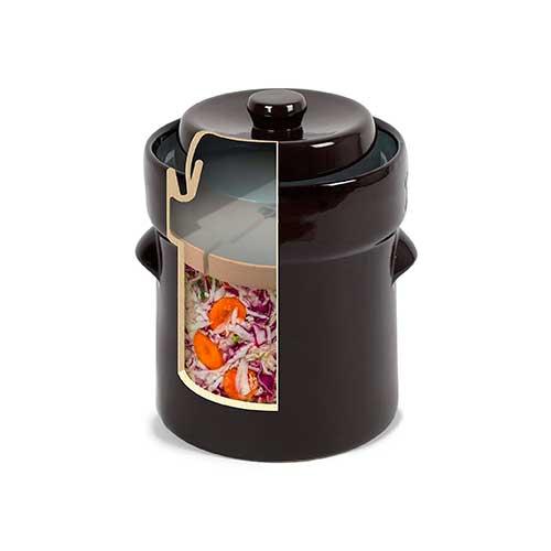 Tarro de fermentación Kelner