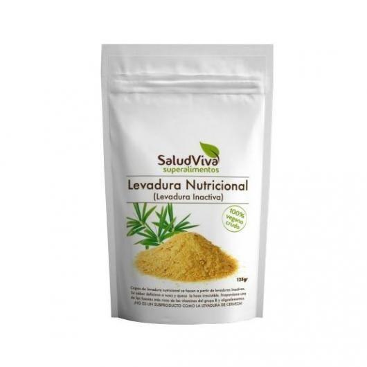 Levadura nutricional en polvo Salud Viva