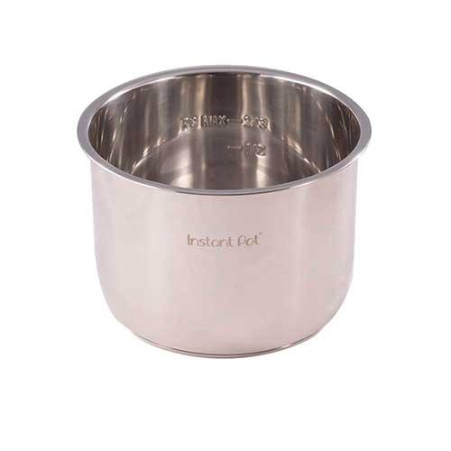 Cubeta inox para Instant Pot 6 l