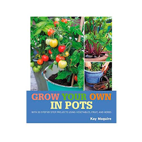 Grow Your Own: Crops in Pots