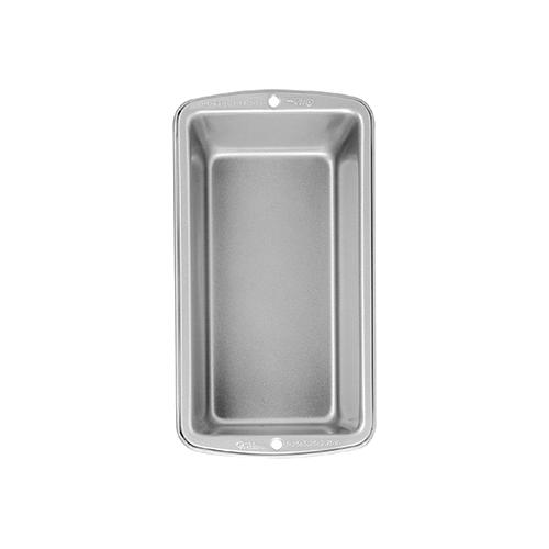 Molde rectangular de acero