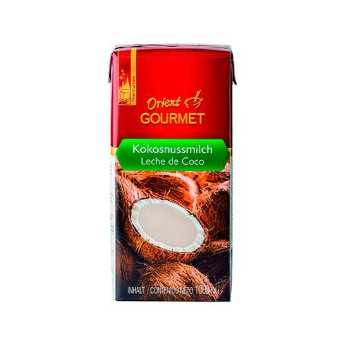 Leche de coco Orient Gourmet 12 l