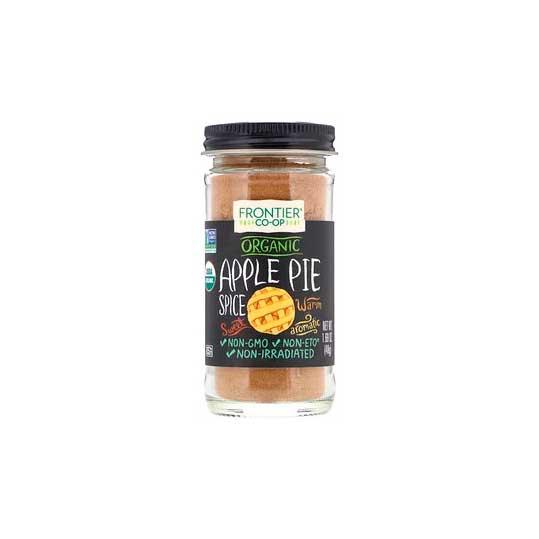 Pumpkin spice Simply Organic