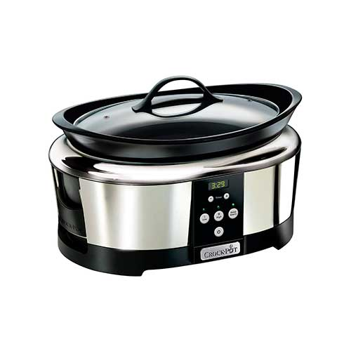 Crock-Pot digital 5.7 l