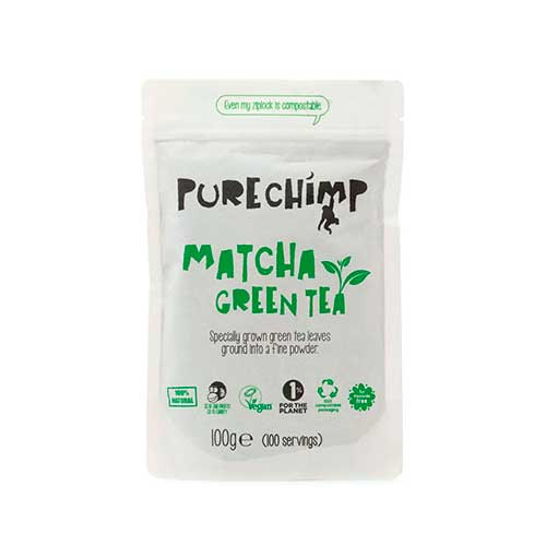 Matcha Purechimp