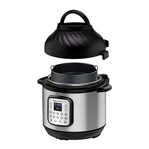 Instant Pot Duo Crisp + Air Fryer 8L
