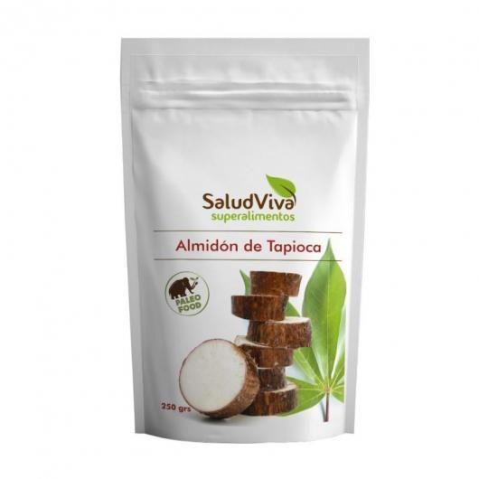 Almidón de tapioca 250 g, Salud Viva