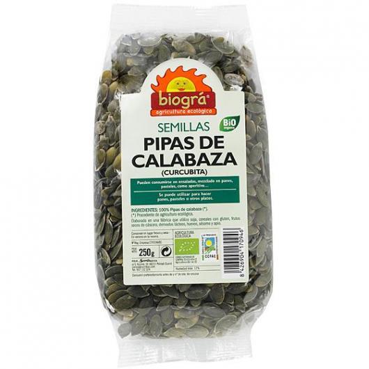 Pipas de Calabaza Biográ