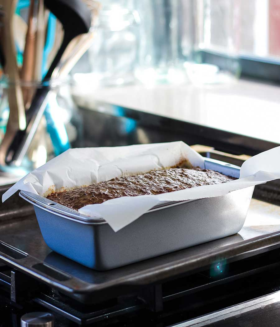 Pastel de carne paleo sin gluten con hígado