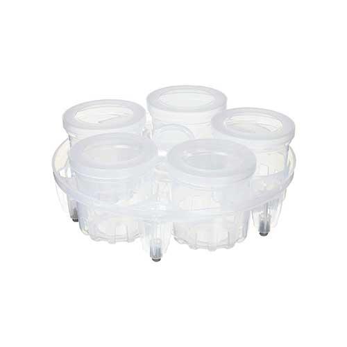 Tarros de yogur para Instant Pot