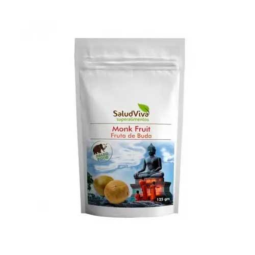 Fruta del Buda en polvo Salud Viva 125 g
