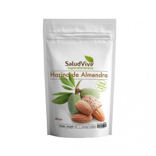 Harina de almendra 200 g, Salud Viva