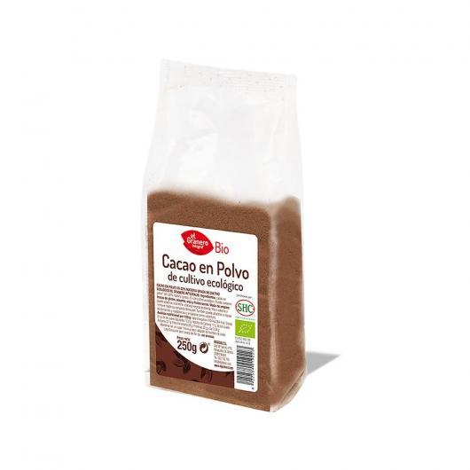 Cacao en polvo bio El Granero Integral