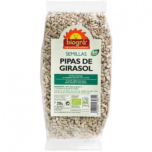 Pipas de Girasol Biográ