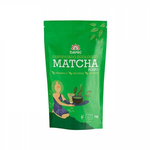 Matcha bio Iswari