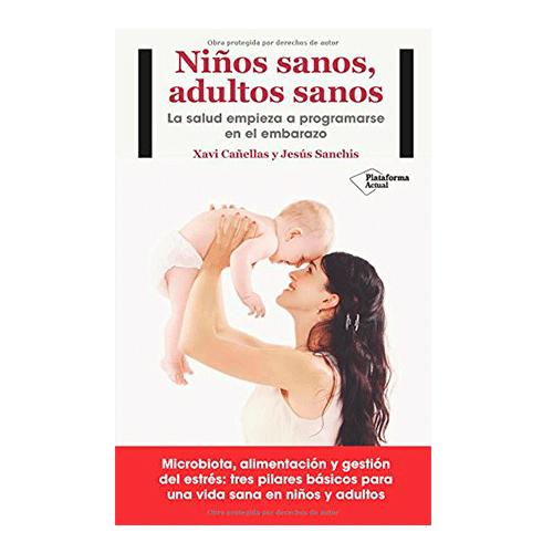 Niños sanos adultos sanos