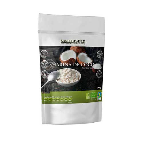 Harina de coco ecológica 1 kg
