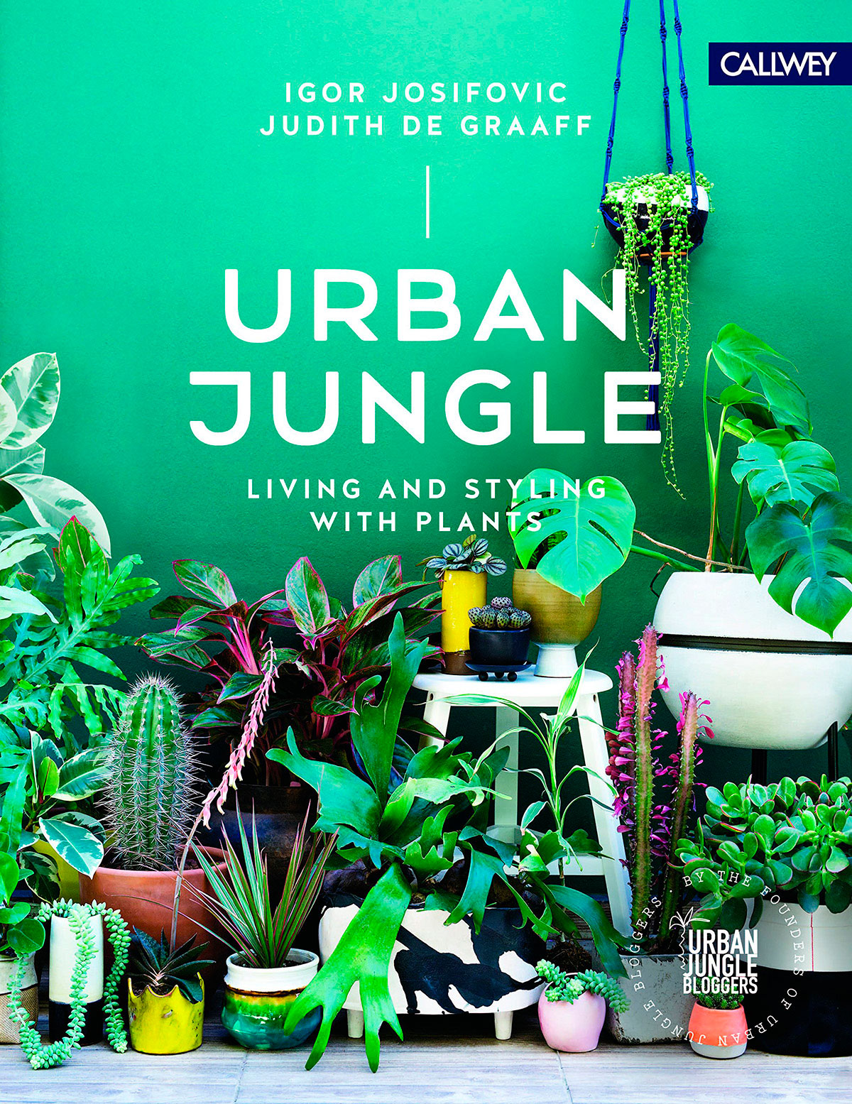 Urban Jungle Living and Styling with Plants